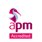 APM Accredited Course Logo
